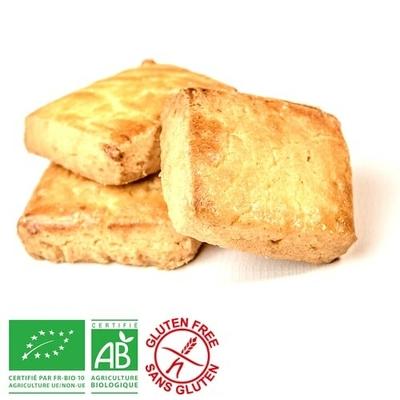 Sablé alsacien au beurre - Bio sans gluten