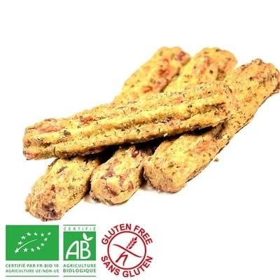 Petit four Spritz apéro goût Herbes de Provence - Bio sans gluten