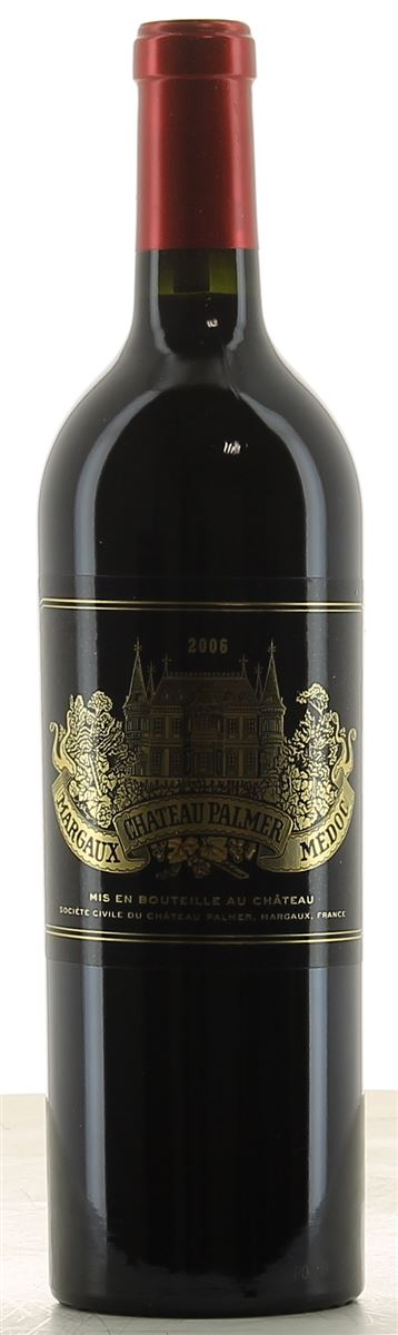 Château Palmer AOP Margaux Rouge 2006