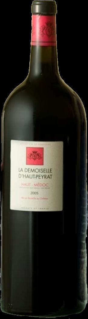 Château Peyrat-Fourthon Magnum La Demoiselle D\' Haut-Peyrat Haut-Médoc
