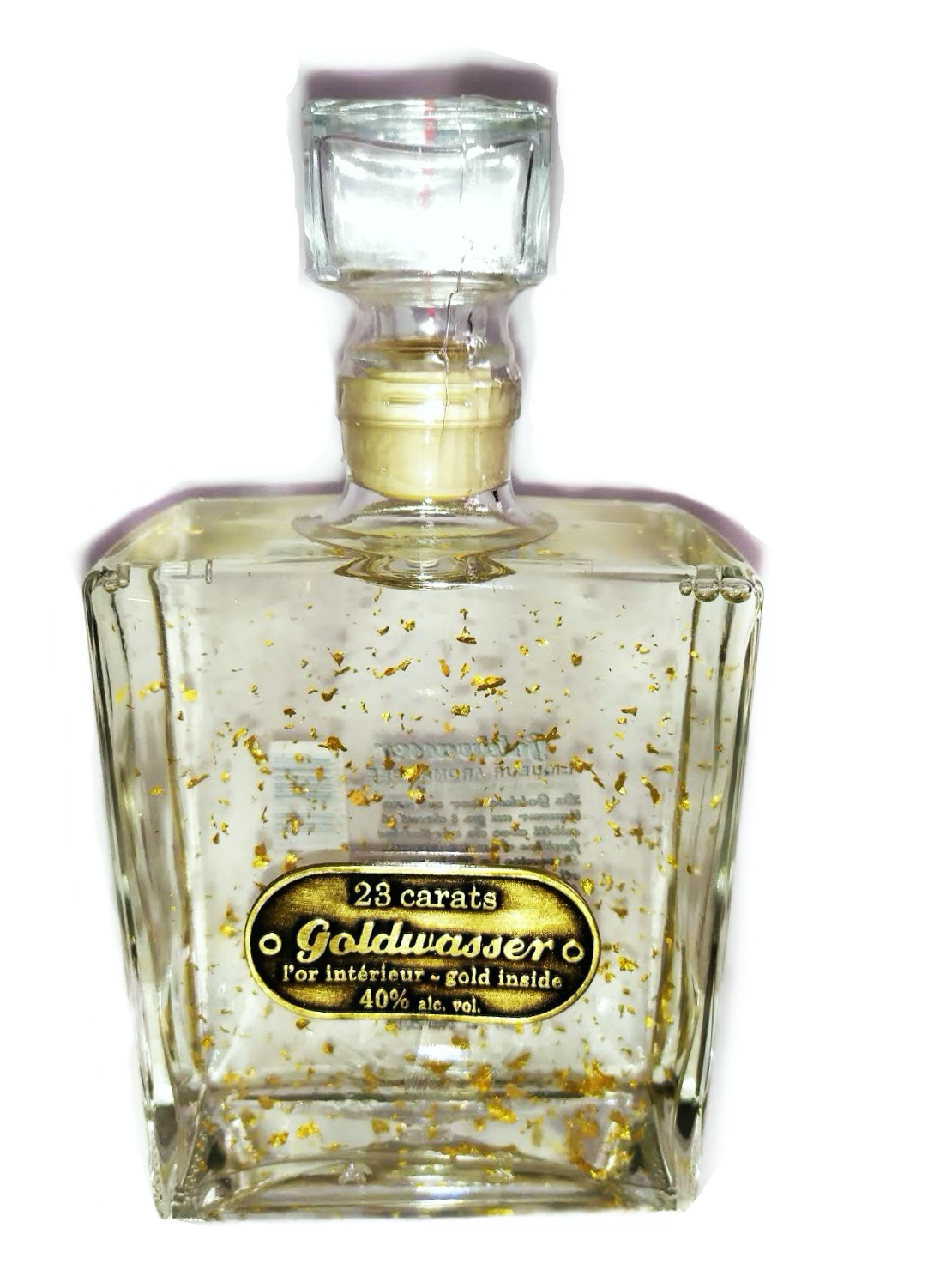 Goldwasser vodka ### - www.luxfood-shop.fr