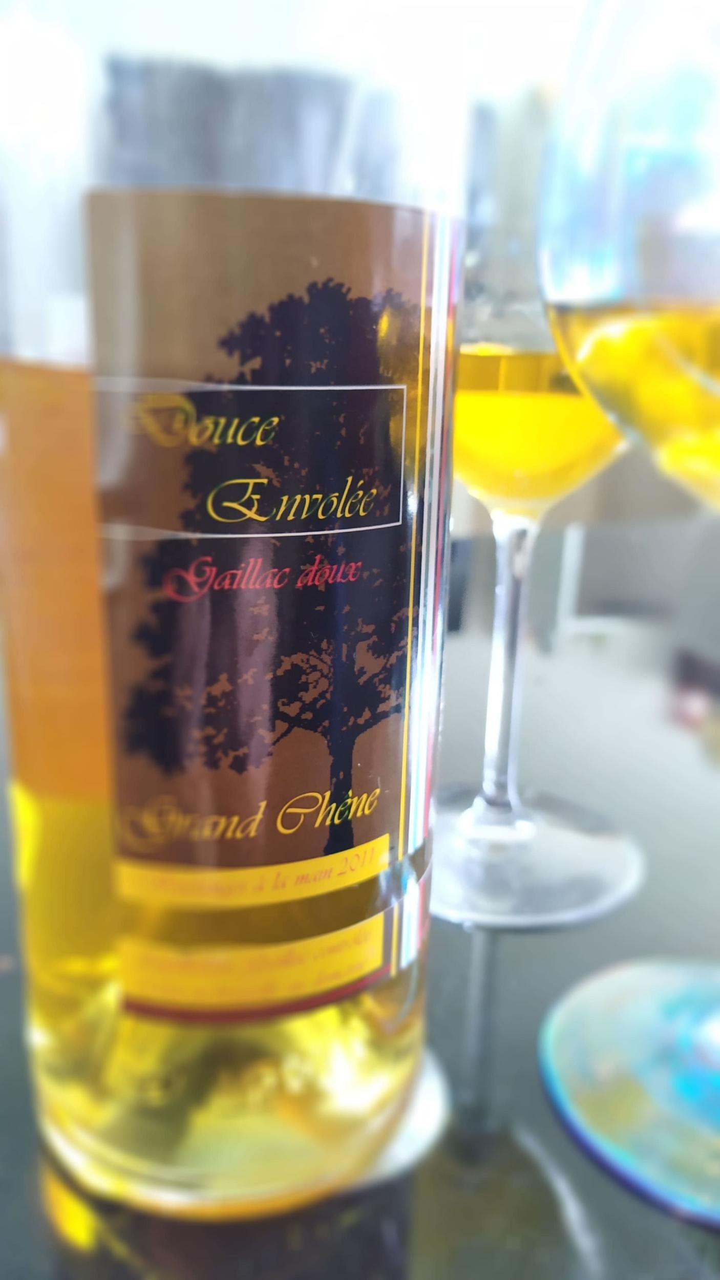 Domaine Grand Chêne Douce Envolée Gaillac AOP 2011 Blanc 3x75cl