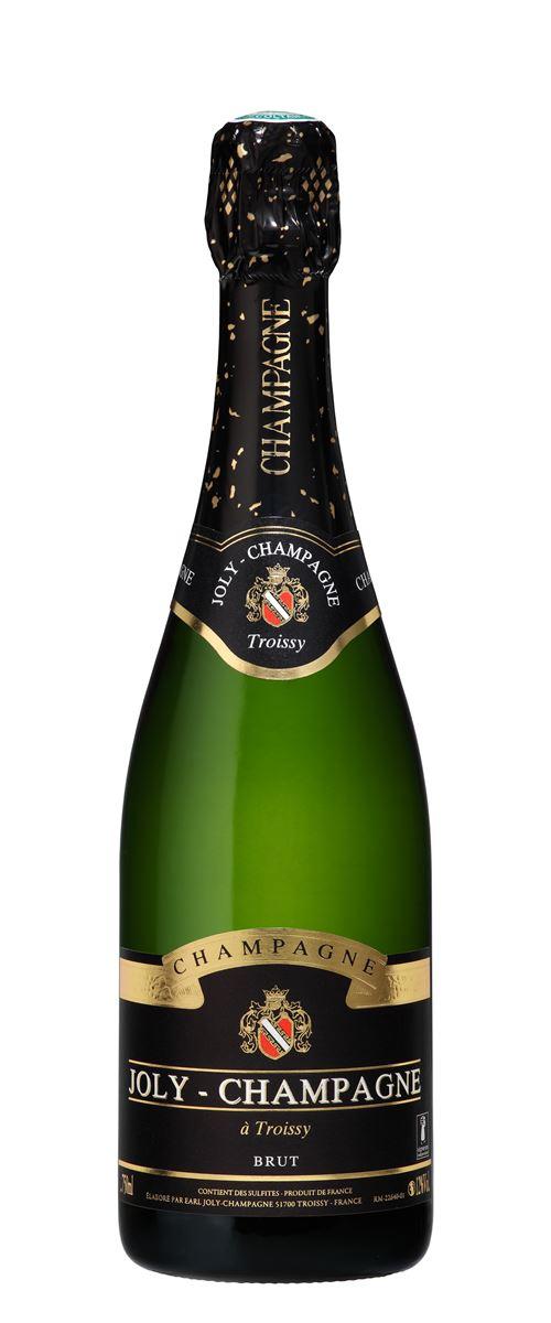 Champagne AOP Joly Cuvée Brut Blanc