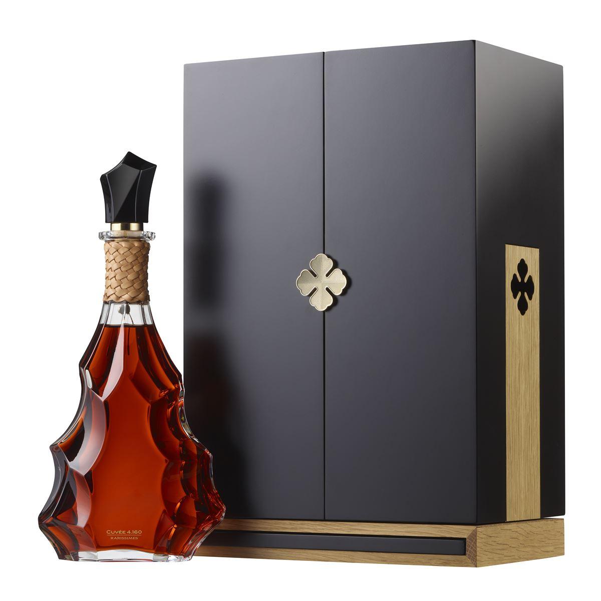 Cognac Camus Cuvée 4.160 Masterpiece Collection Rarissimes cognac AOP brun