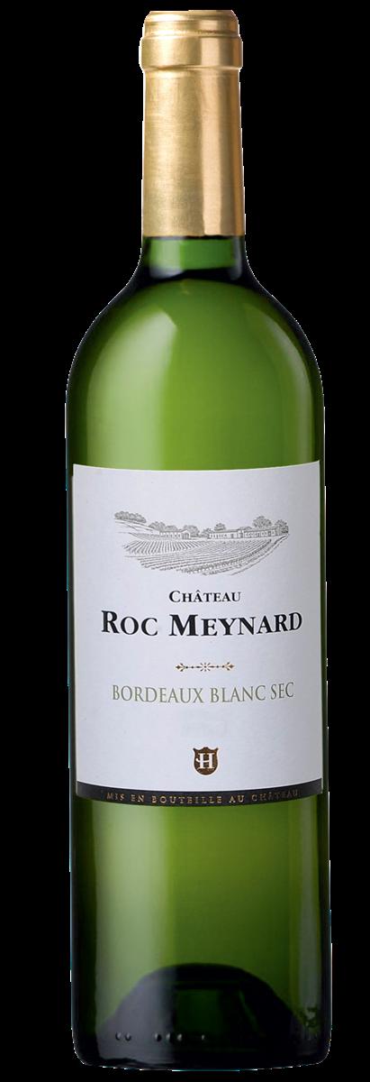 Château Roc Meynard Bordeaux Blanc Carton de 6 bouteilles