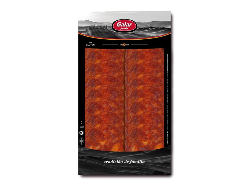 Chorizo tranché Clean label Cular 80g x 4 étui