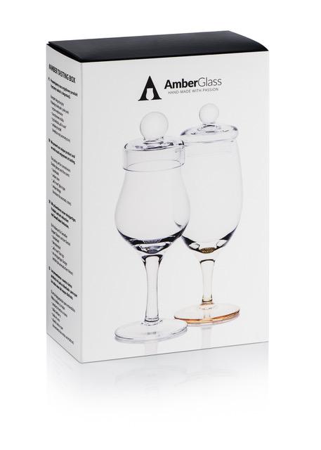 Set découverte Verres de dégustation AmberGlass (modèle G100 et G201)
