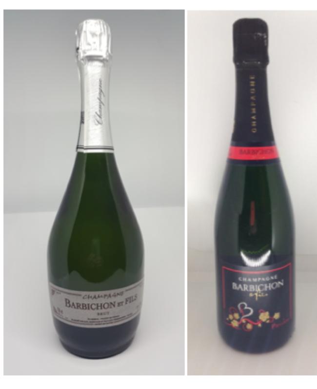PACK DECOUVERTE Champagne Barbichon & Fils