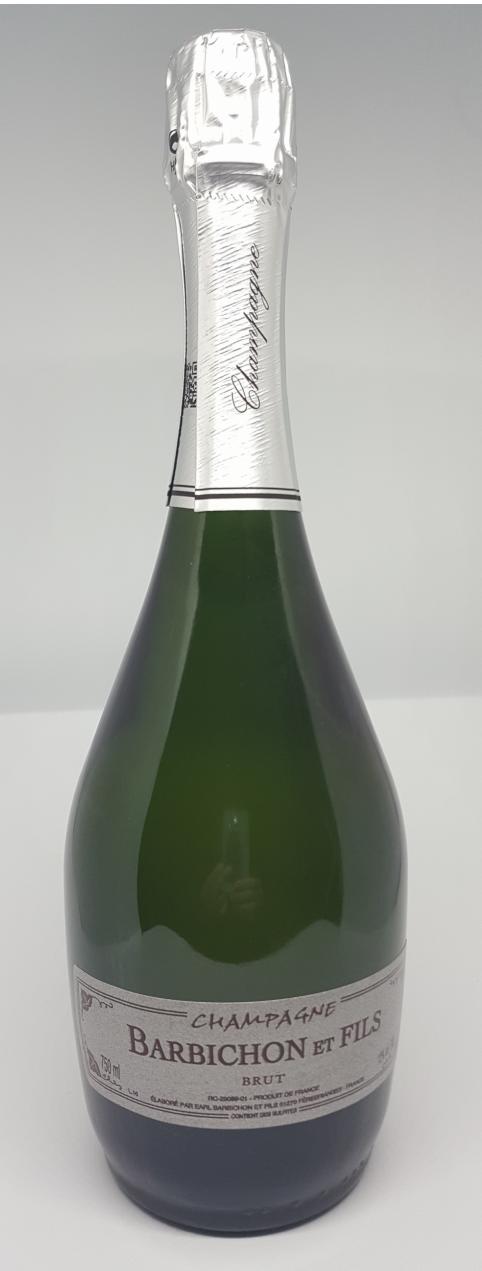 Champagne Barbichon & Fils Diamantine Lot de 3 bouteilles