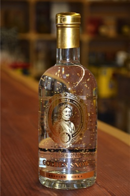 Vodka Imperial Collection Golden Snow