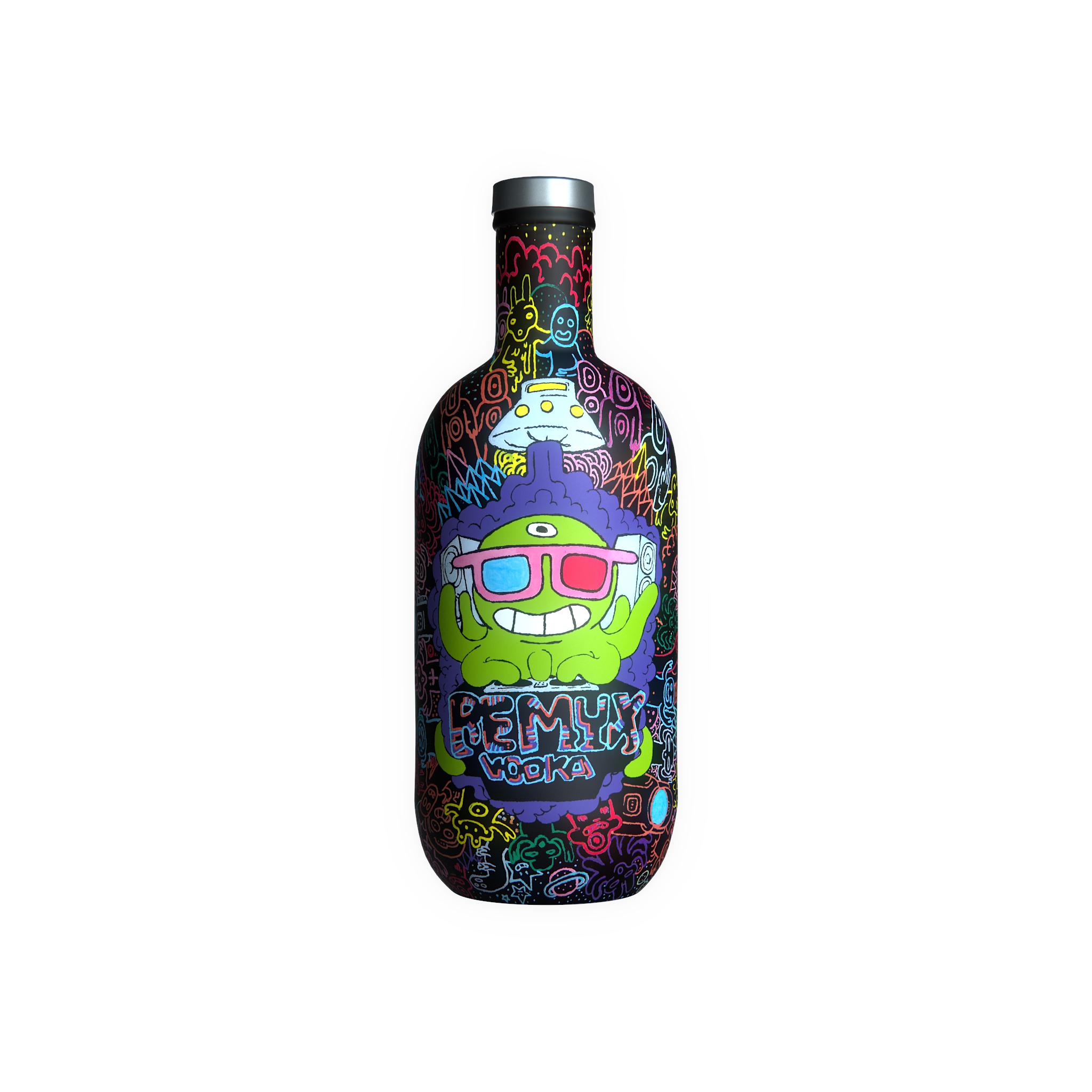 Remyx Cosmique Vodka française