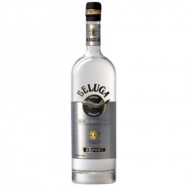 Vodka Beluga Noble Russe Classic Export