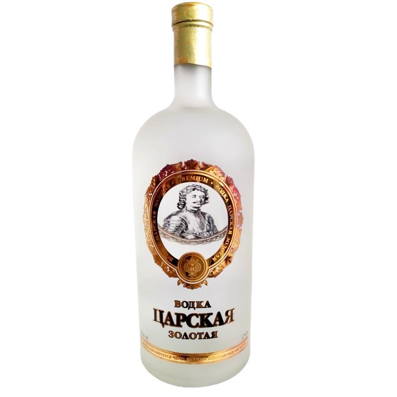 Magnum Vodka Tsarskaya Gold