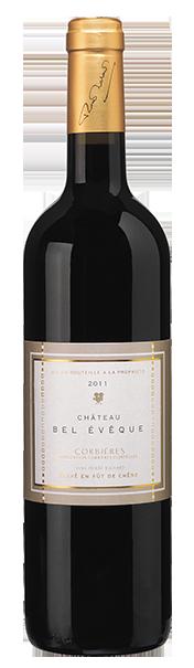 Château Bel Evêque Rouge 2016 - Vins Pierre Richard - AOC CORBIÈRES