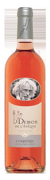 Le Démon de l\' Evêque Rosé 2019 - Vins Pierre Richard - AOC CORBIÈRES