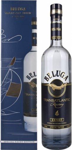 Vodka Beluga Transatlantic Racing Export Edition   www.luxfood-shop.fr
