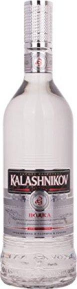 Vodka Kalashnikov premium