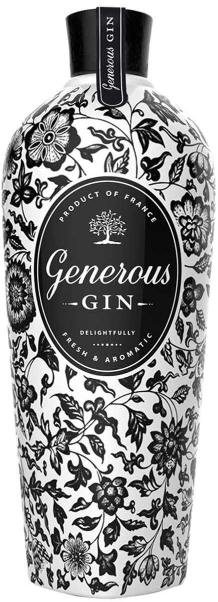 Gin Generous Original 70 cl