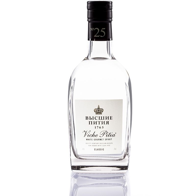 Vodka Viche Pitia Classic n°25 - 50 cl