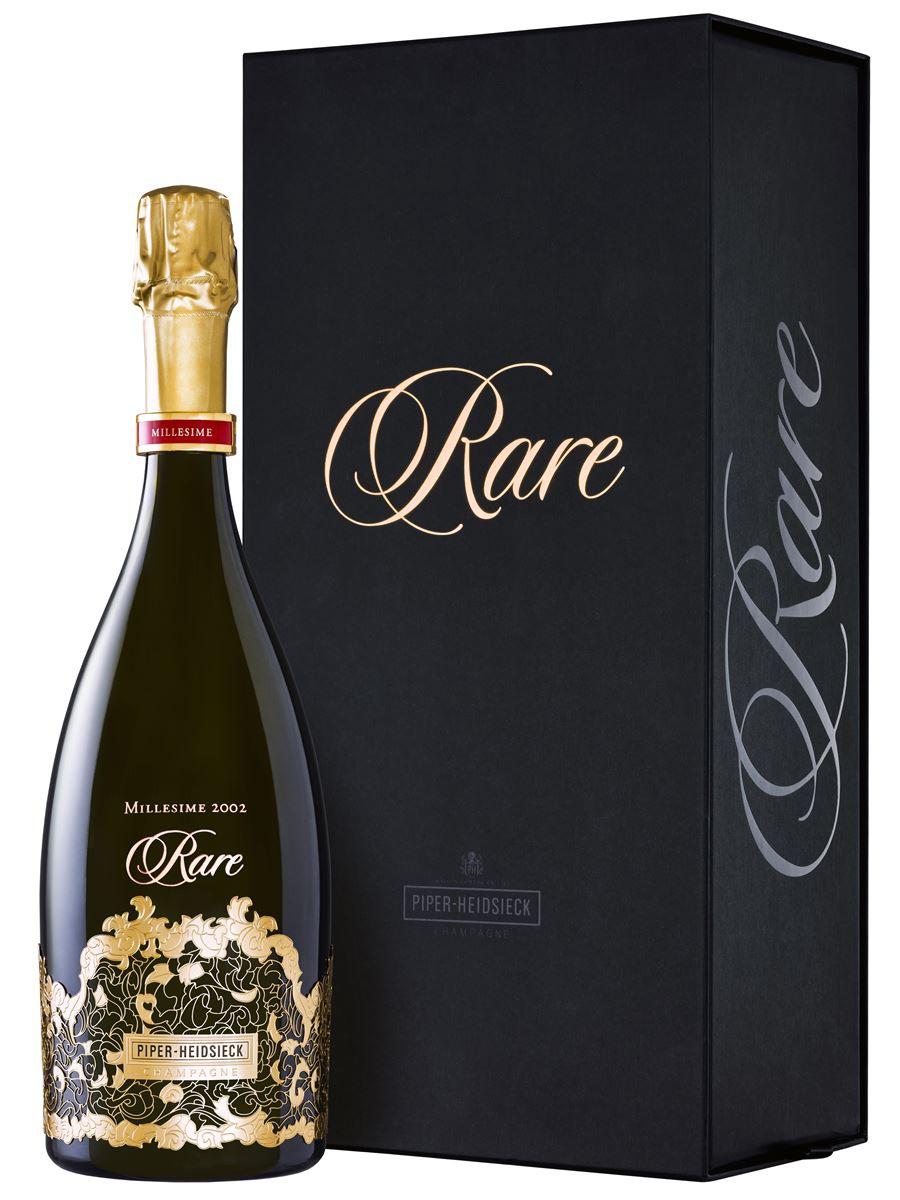 Champagne Piper Heidsieck RARE Millésime 2002 Grand Cru AOP Blanc