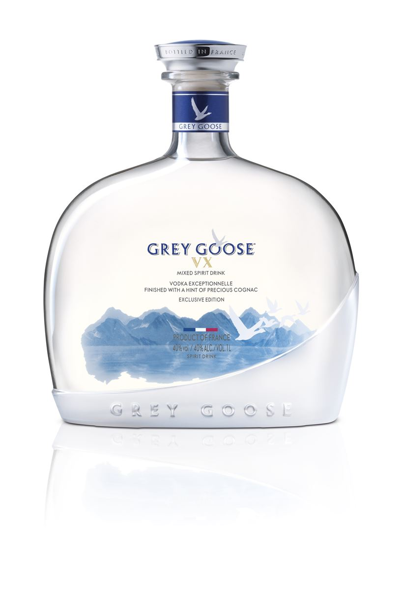 Vodka Grey goose VX 1L