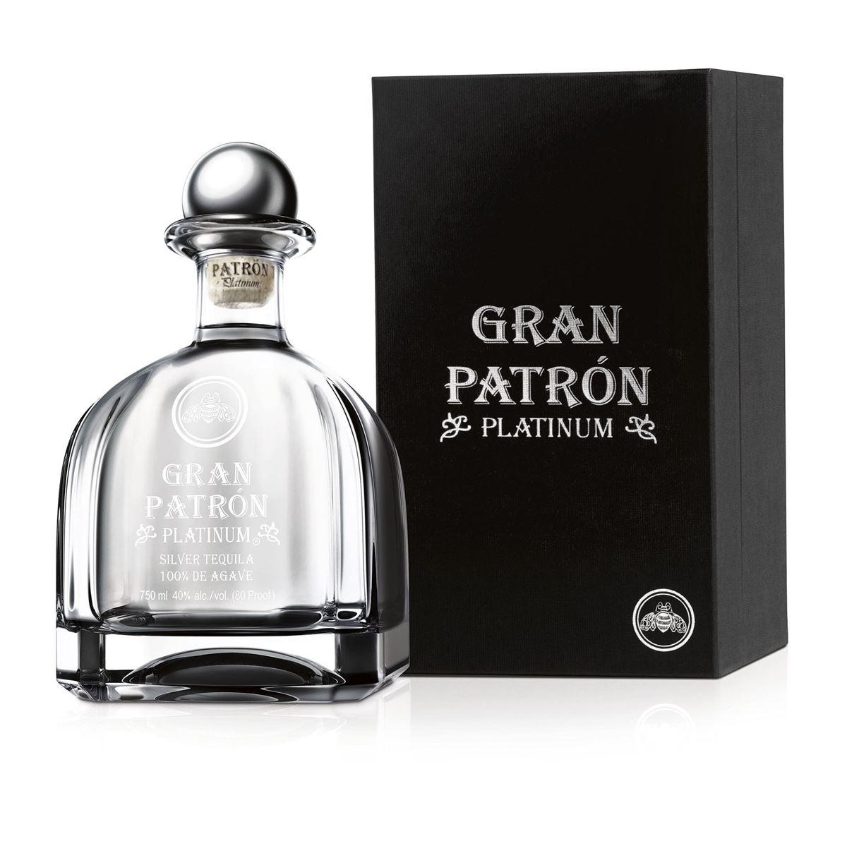 Gran Patron Platinium Tequila blanche