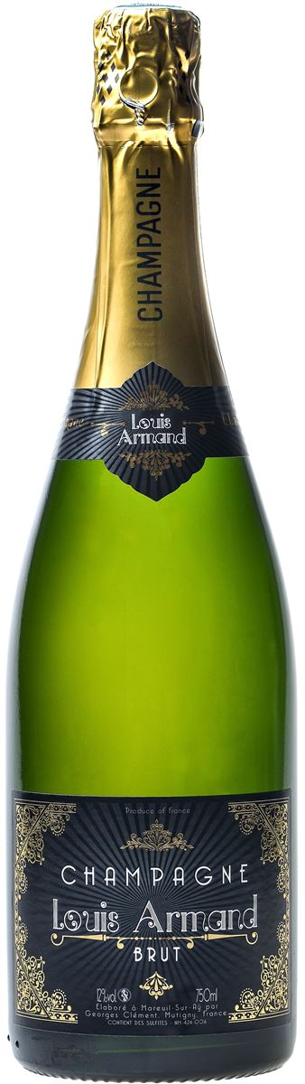 Champagne Louis Armand Brut