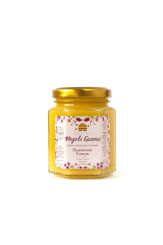 Miel Tovtry de Podolie Frères de miel