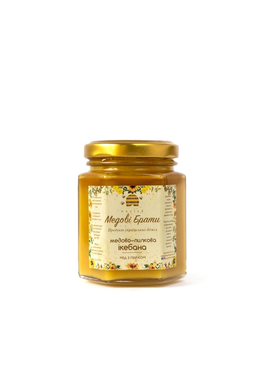 Miel-Pollen IKEBANA Frères de miel