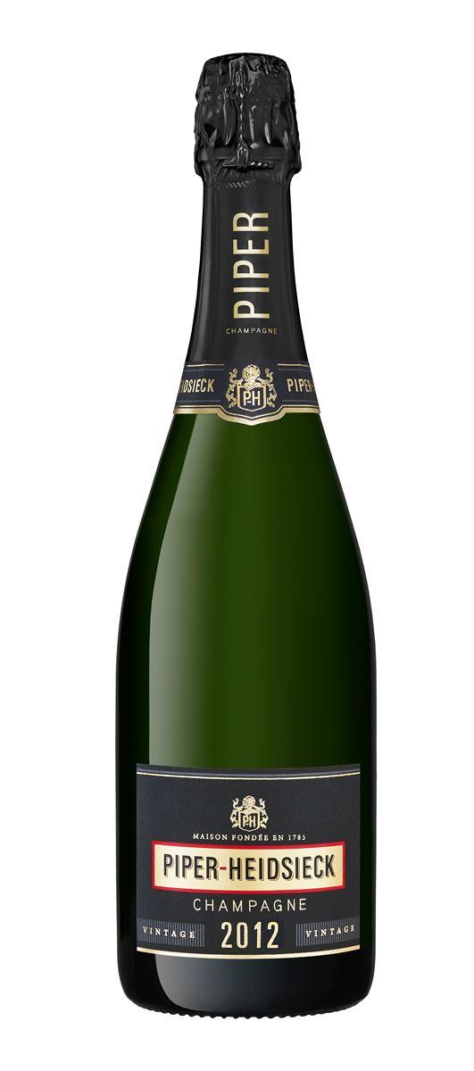 Champagne PIPER-HEIDSIECK VINTAGE 2012 CHAMPAGNE AOP - BLANC 2012