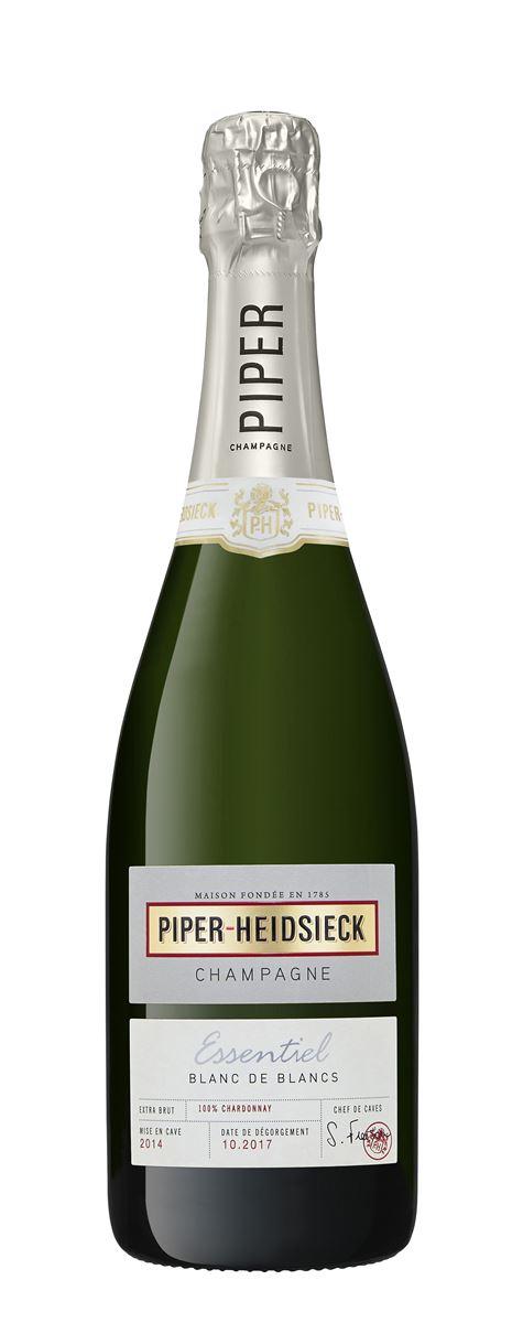 Champagne PIPER-HEIDSIECK ESSENTIEL BLANC DE BLANCS CHAMPAGNE AOP BLANC