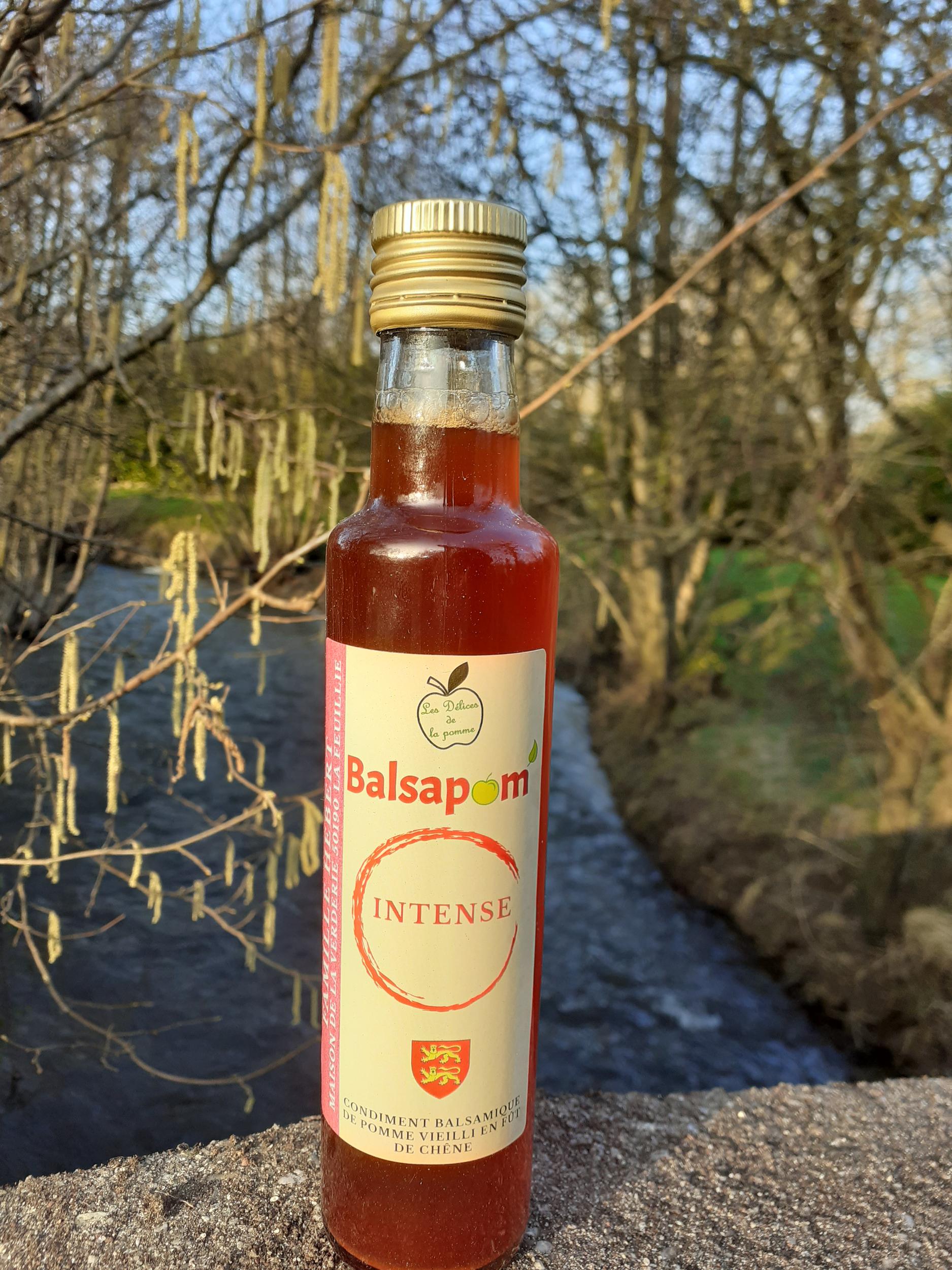 Balsapom Intense - Les délices de la pomme