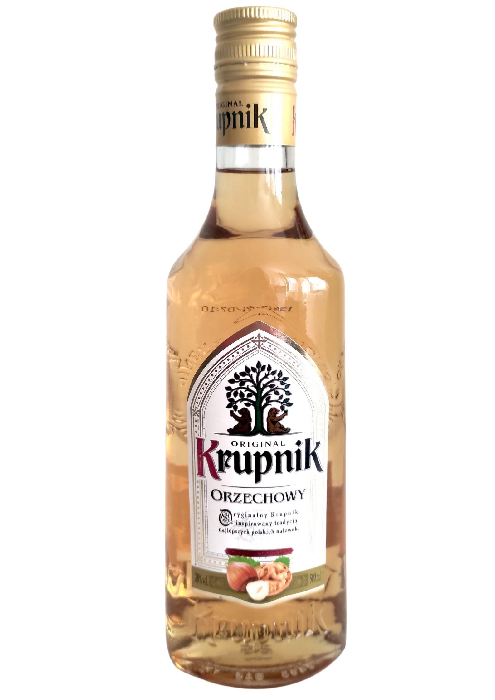 Vodka Krupnik Noix et Noisette