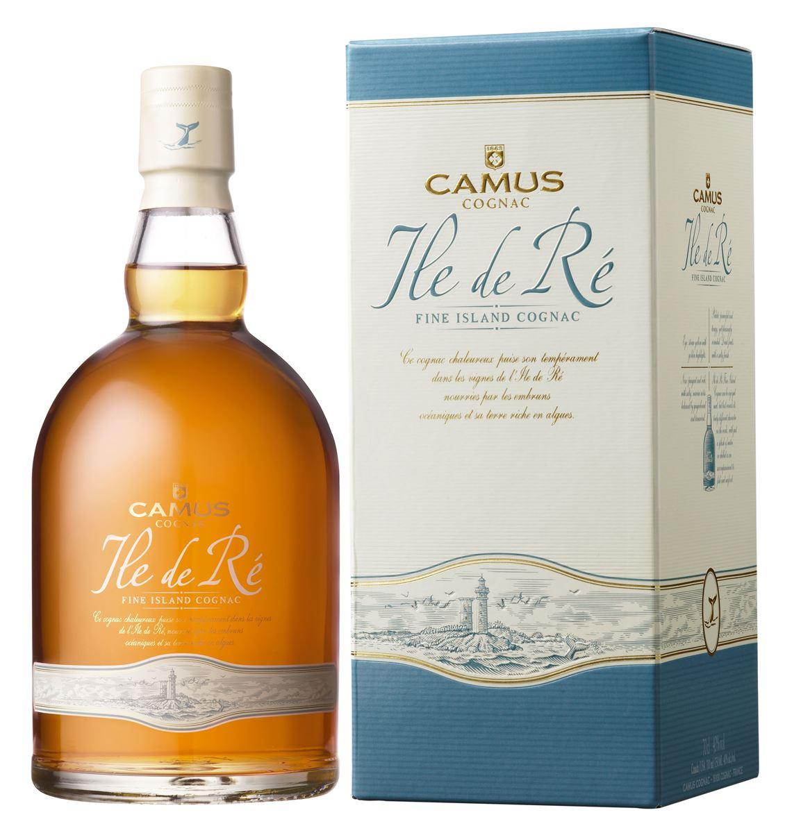 Cognac CAMUS Île de Ré Fine Island