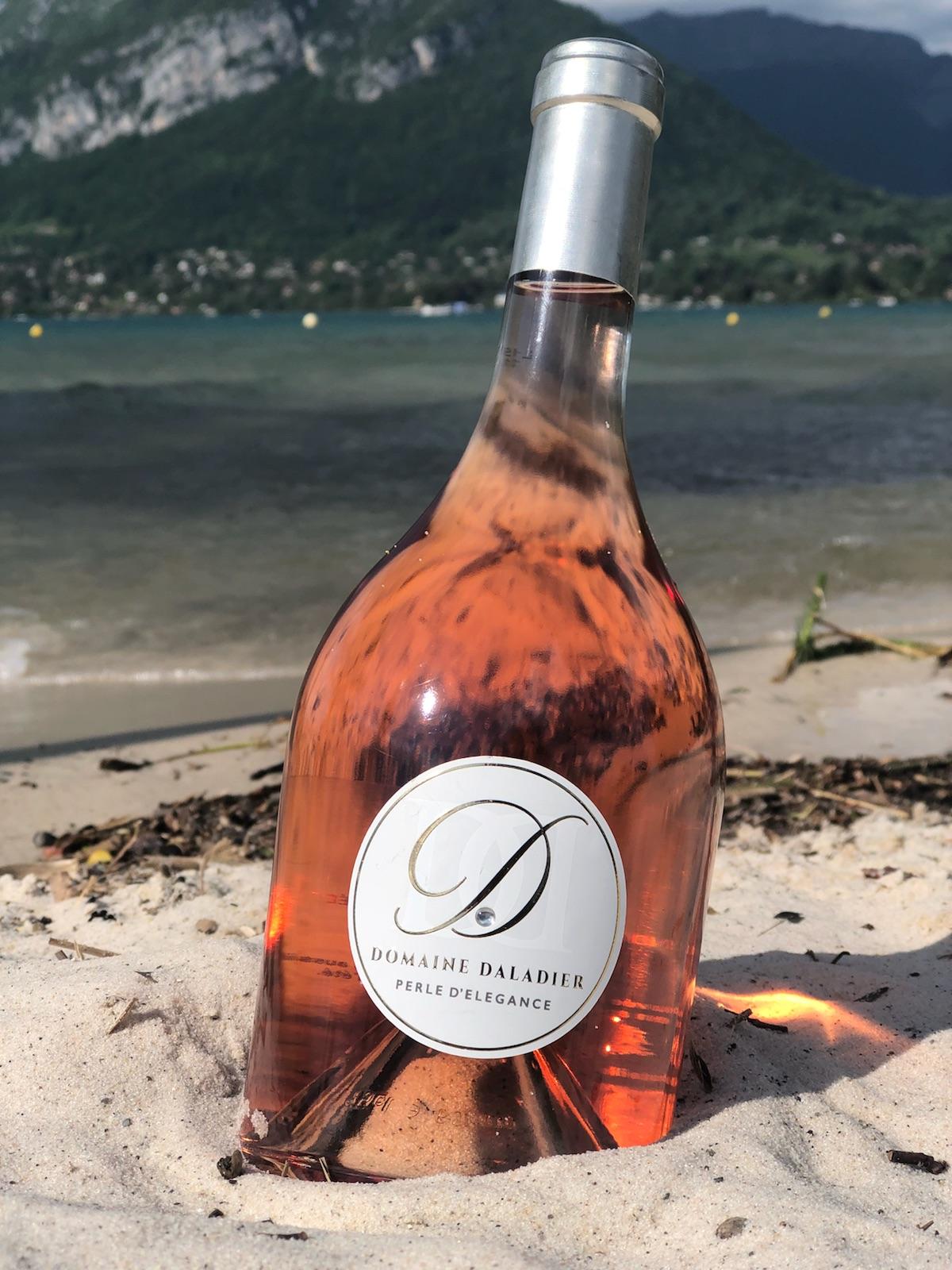 Domaine DALADIER Cuvée Perle d' Élégance rosé IGP Méditerannée
