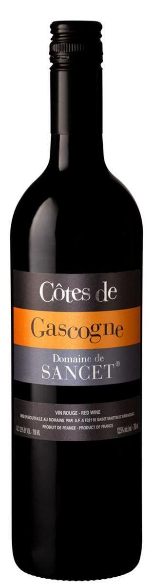 Côtes de Gascognes Rouge Carton de 6 Bts