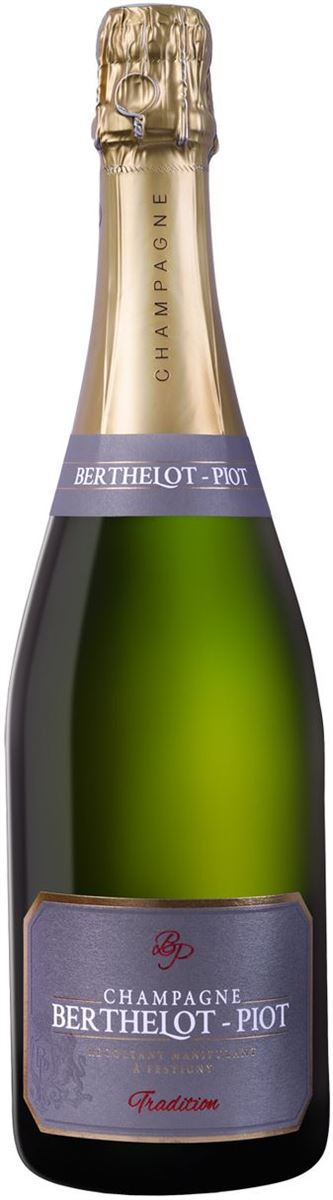 Champagne Berthelot-Piot Brut Tradition 6x75 cl