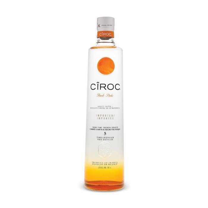 Vodka Cîroc Pêche
