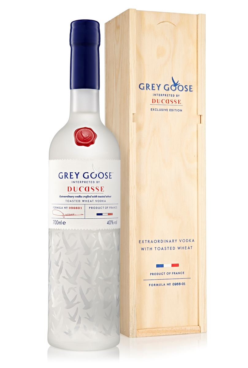 Vodka Grey Goose Ducasse