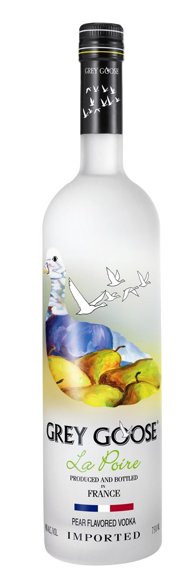 Vodka Grey Goose La poire www.luxfood-shop.fr