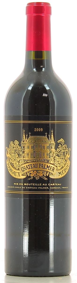 Château Palmer Margaux AOC Rouge 2009