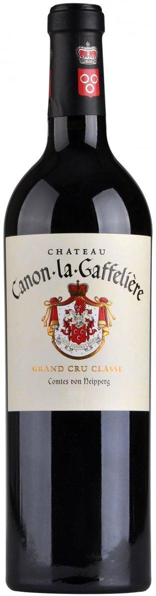 Chateau Canon La Gafelliere Saint-Emilion Grand Cru AOP Rouge 2013