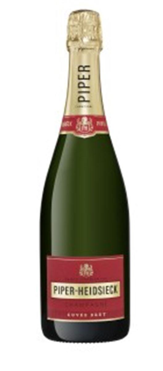 Champagne Piper-Heidsieck Cuvée Brut AOP blanc Carton de 6 bts