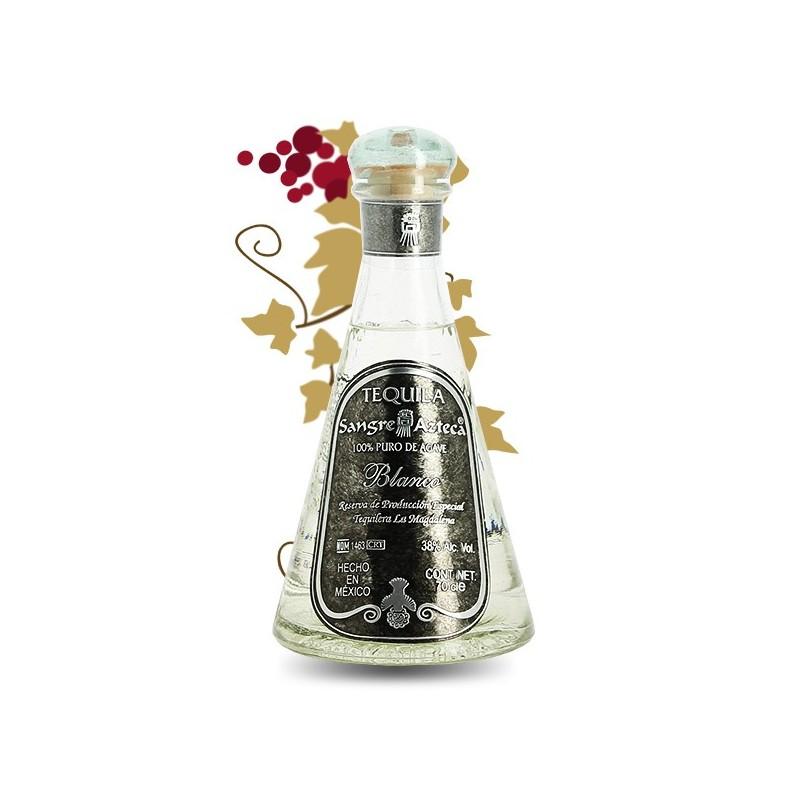 Tequila Sangre Azteca Blanco