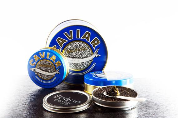 Caviar Ebène de France
