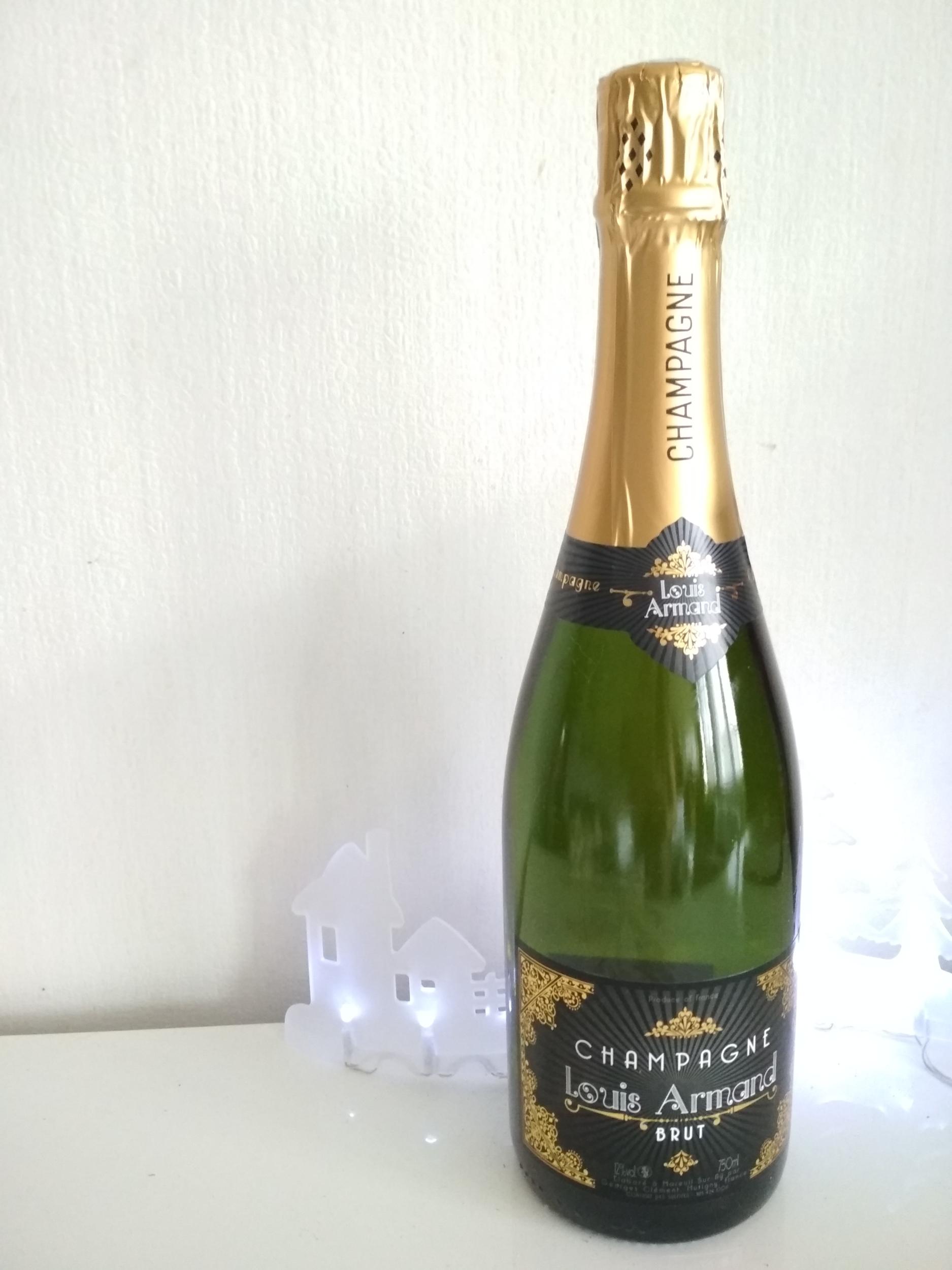 Champagne Louis Armand Brut Blanc 6 bouteilles