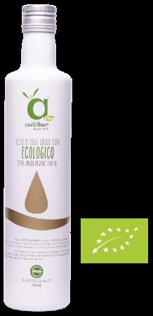 Huile d\' olive Biologique Extra vierge CasAlbert Sélection