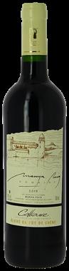 Domaine Manya-Puig Collioure rouge AOC - Carton de 6 bouteilles