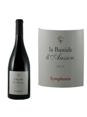 Domaine Sainte Lucie D\' Aussou Symphonie - La Bastide d\' Aussou - Carton de 6 bouteilles