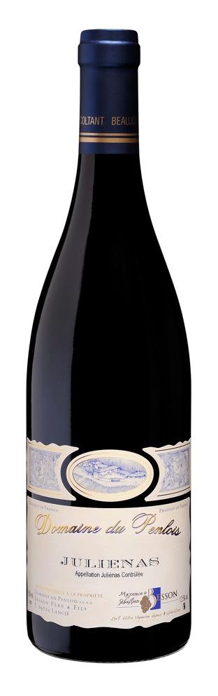 Domaine du Penlois Juliénas Beaujolais AOC - Carton de 6 bouteilles